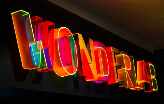 Wonderlab at the National Science and Media Museum, Bradford