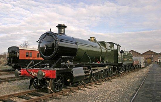 GWR 2-8-0 28XX Class locomotive No. 2818