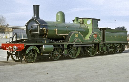 T3 class locomotive