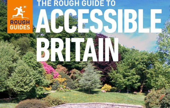 Rough Guide to Accessible Britain cover