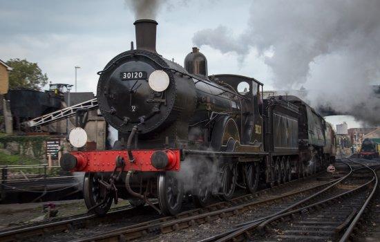 T9 locomotive