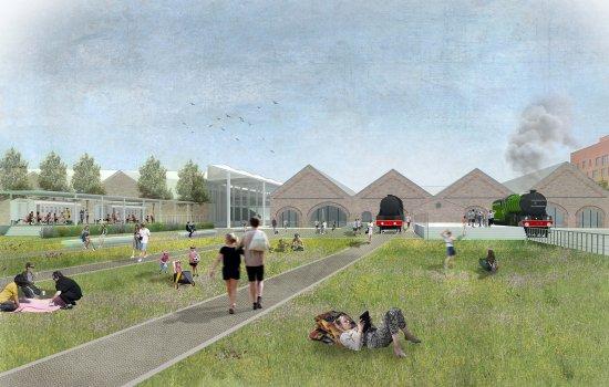 South Yard NRM concept