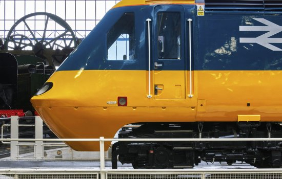 InterCity 125 Sir Kenneth Grange