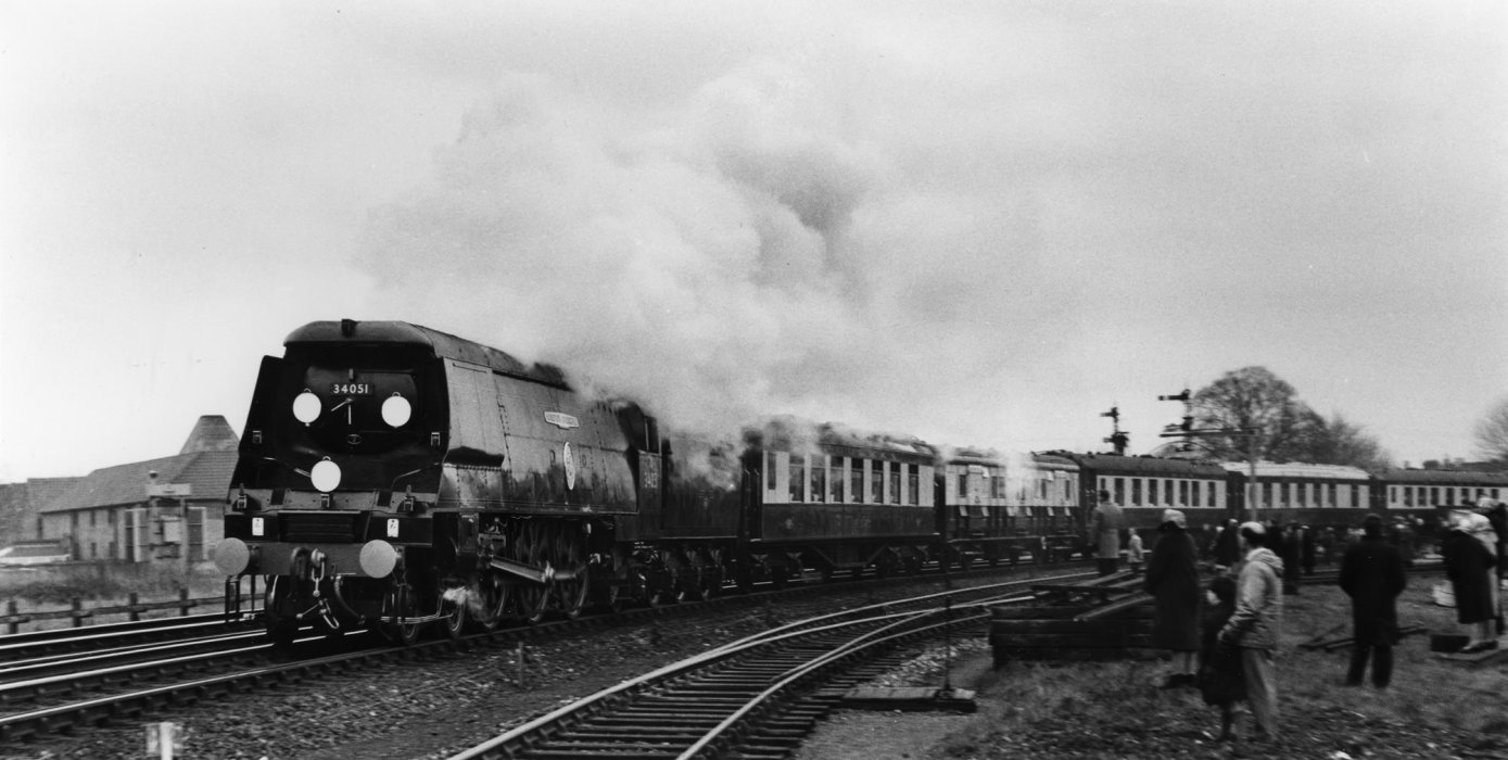 Image from National Railway Museum archive