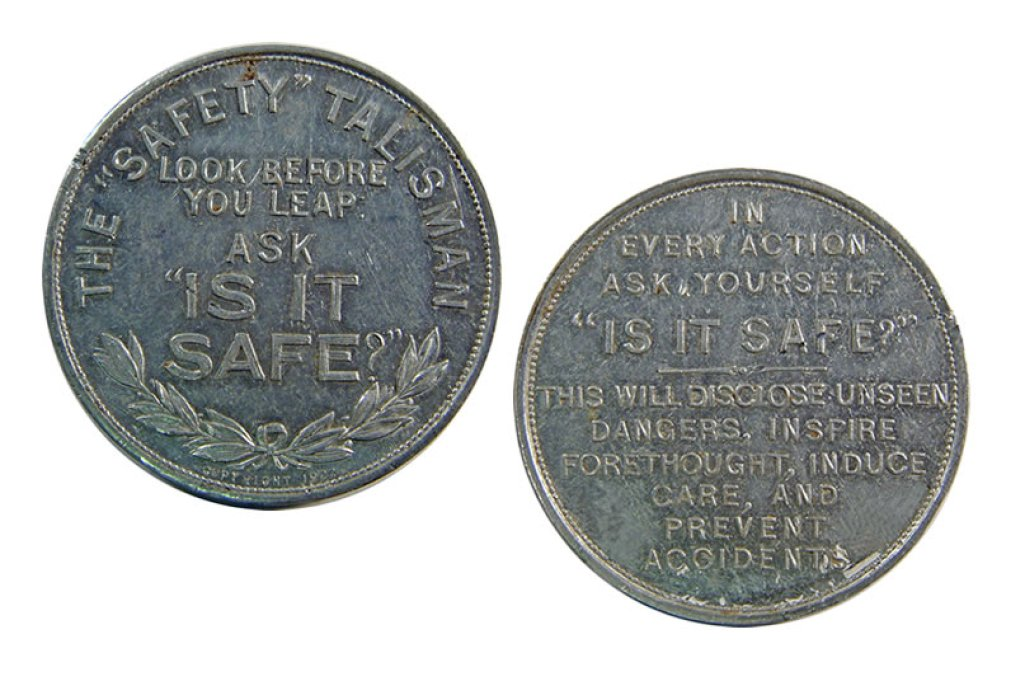 Great Western Railway 'pocket token', 1922