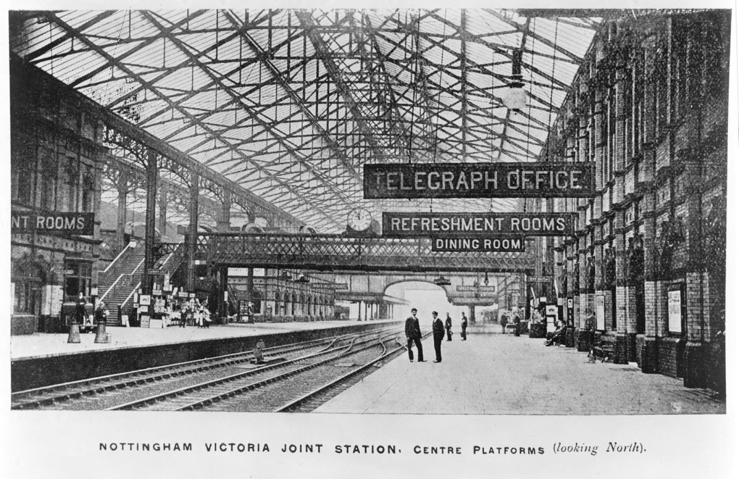 Nottingham Victoria Station