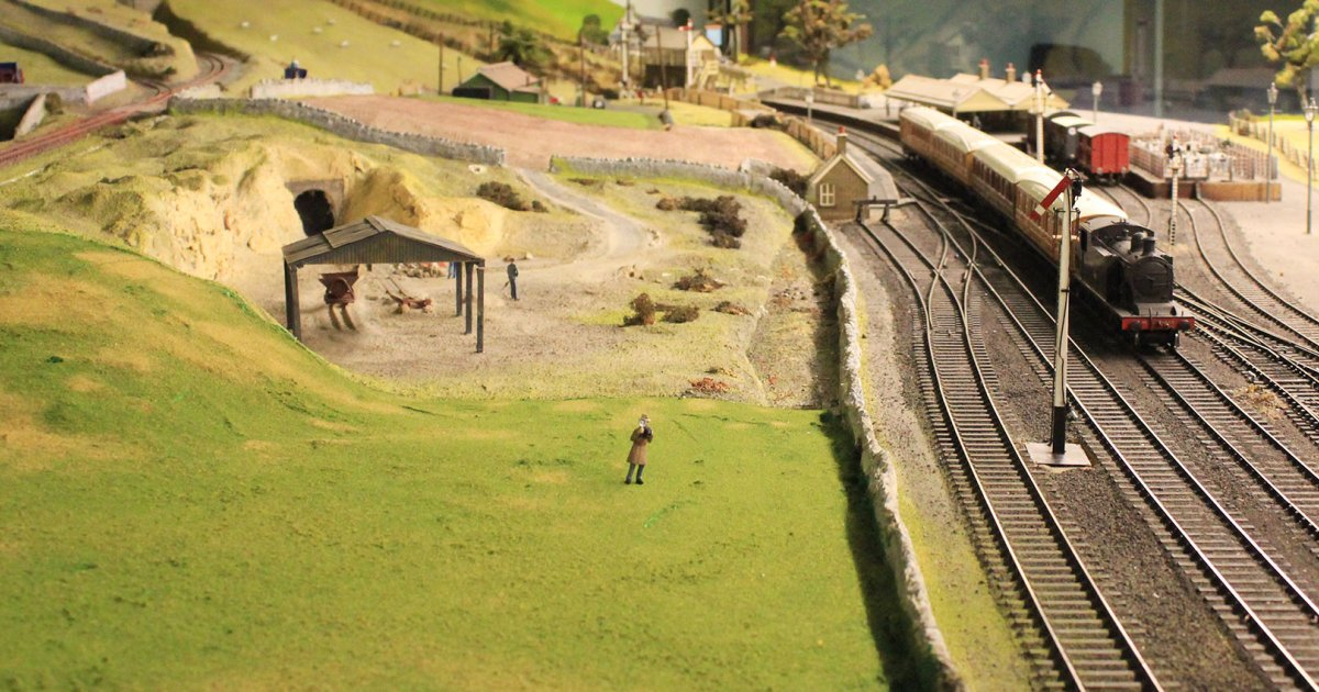 Model Railway | National Railway Museum